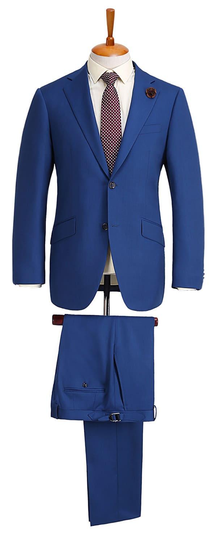 Мужской костюм из ткани Cerruti
