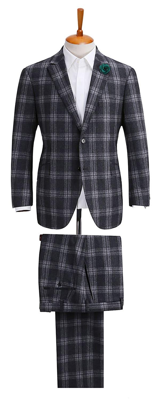 Мужской костюм из ткани EThomas