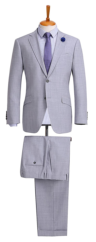 Мужской костюм из ткани Vitale Barberis Canonico