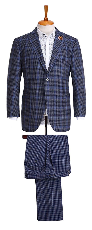 Мужской пиджак из ткани EThomas