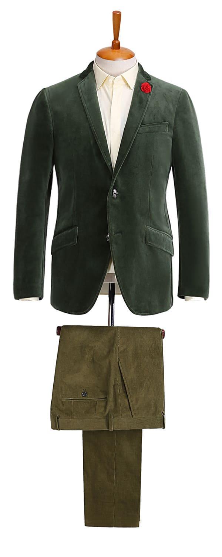 Мужской пиджак из ткани Ermenegildo Zegna