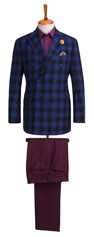 Мужской пиджак из ткани Holland & Sherry