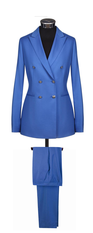 Женский костюм из ткани Fitzgerald