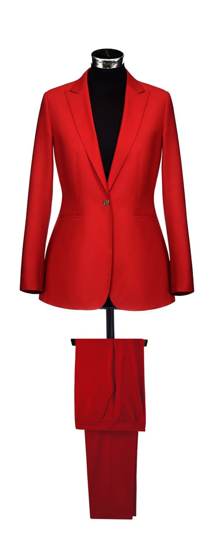 Женский костюм из ткани Carne Selection